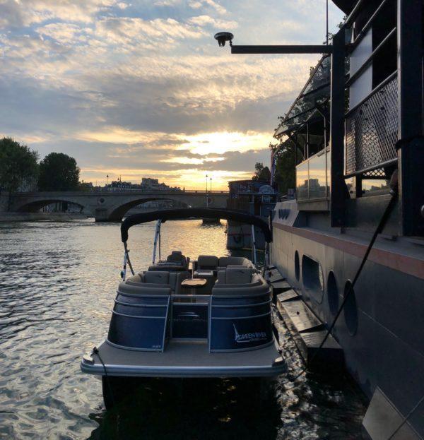 Bateau Greenriver Cruise